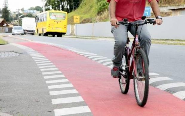 Joinville tem um Plano Diretor de Transportes Ativos desde 2015. Foto: Prefeitura de Joinville.