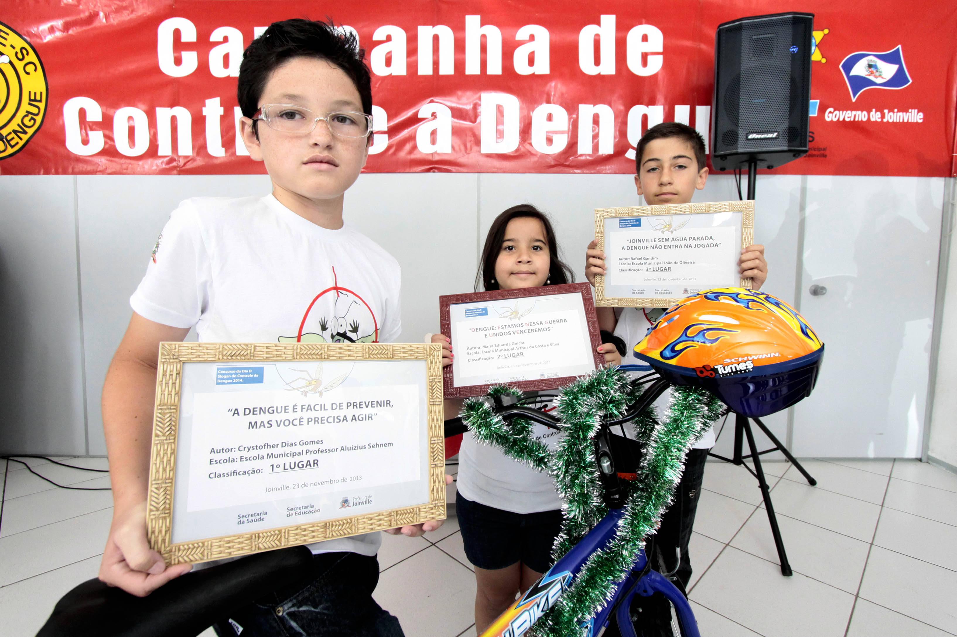 Premiação E Carreata No Dia D De Combate à Dengue