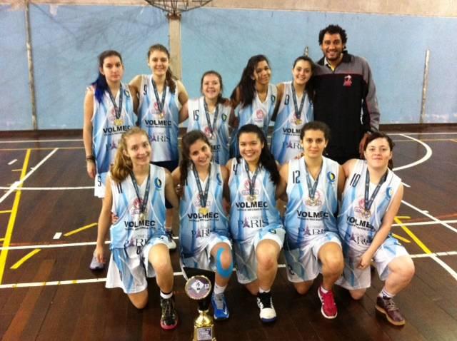 Colégio Elias Moreira é campeão do basquete feminino dos Jogos Escolares de  Joinville 034a4dc81fe87
